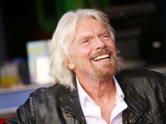Richard Branson Is Going To Live Stream Himself Taking A Submarine To The Center Of The Earth