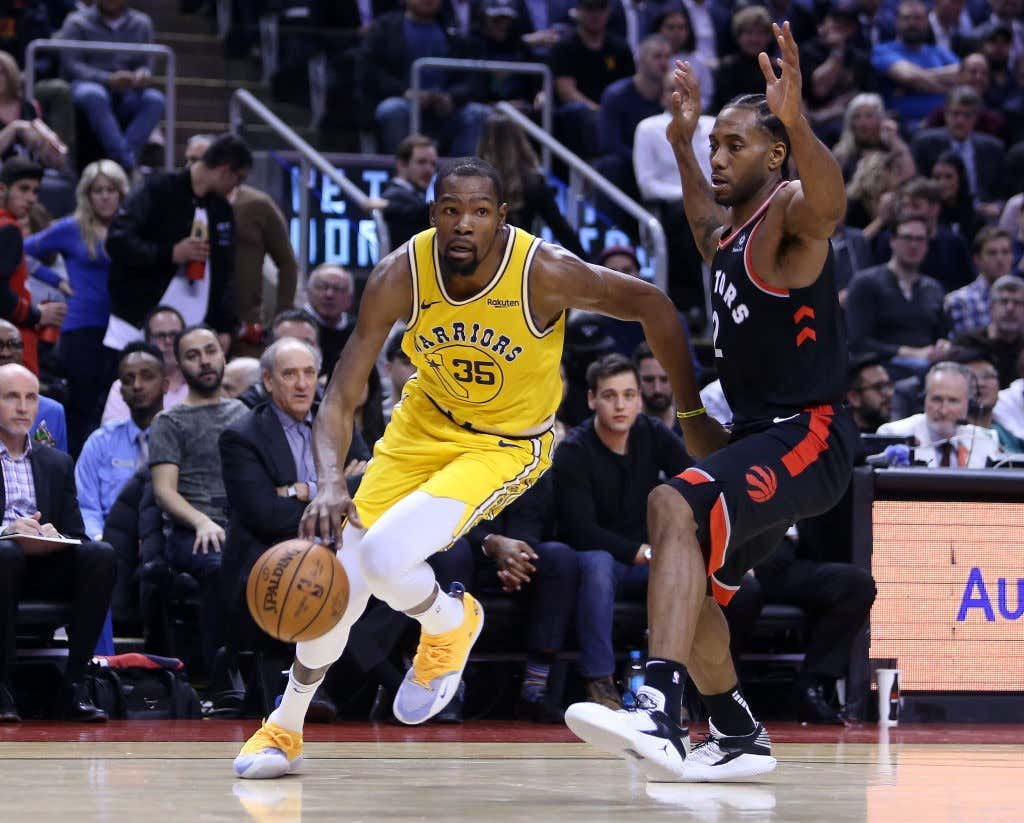 0c2e69c49e9 Last Night in The NBA  Raptors Warriors Absolutely Lived Up To The ...