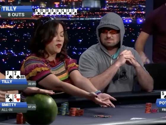 Never Go Full Hardo: Poker Edition