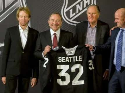 There's Only One Team Name That's Perfect For The New Seattle NHL Franchise