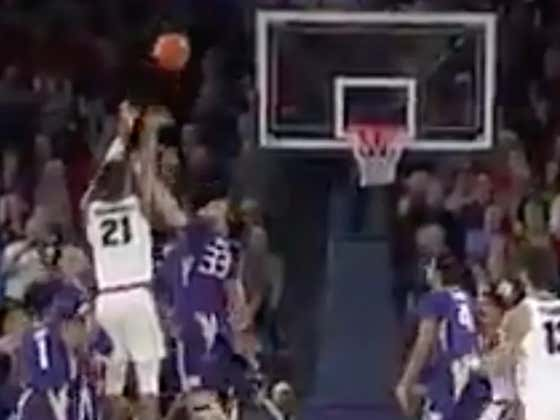 Rui Hachimura's Buzzer Beater* To Save No. 1 Gonzaga At Home Is The Only Thing That Could Have Upstaged Bill Walton Riding A Carousel