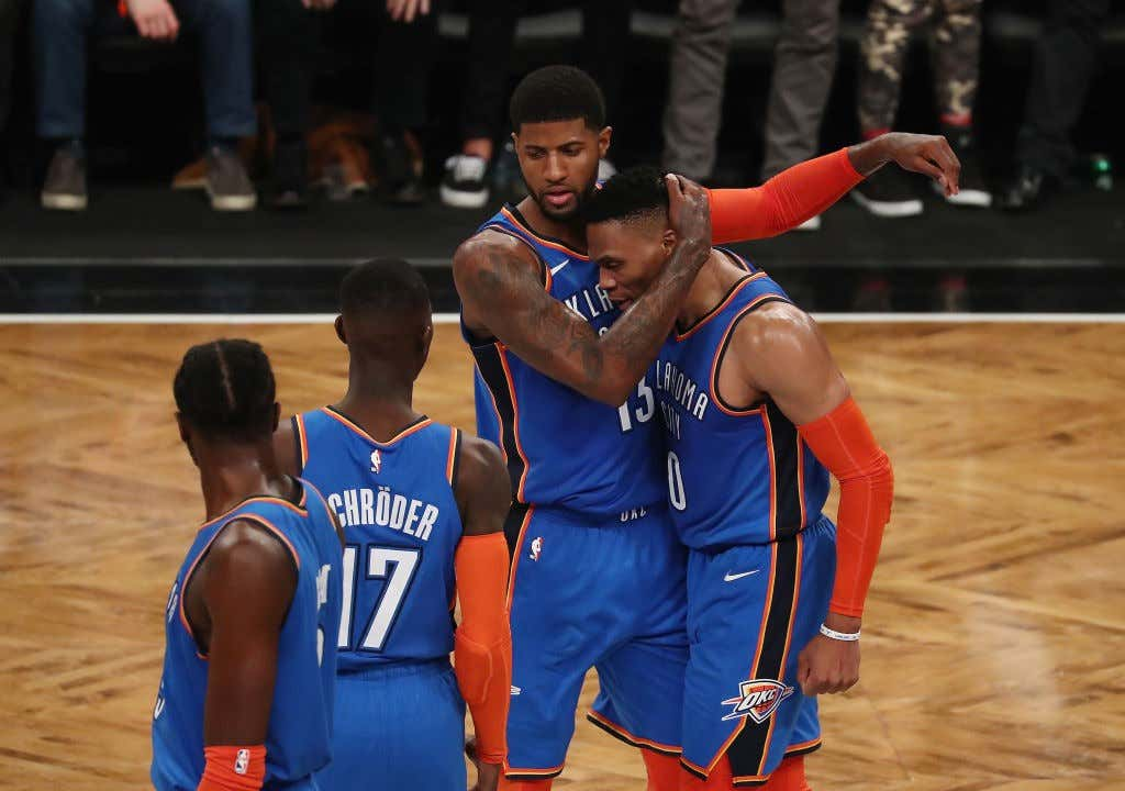 d7cbf69d4ff3 Last Night In The NBA  Heroic Fourth Quarters Was The Theme Of The Night