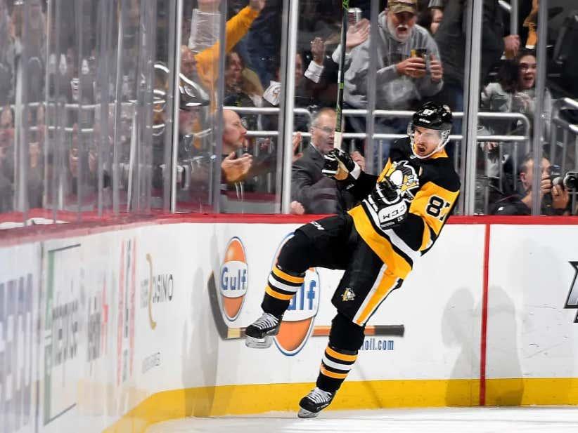 This Is Still Sidney Crosby S Nhl Barstool Sports