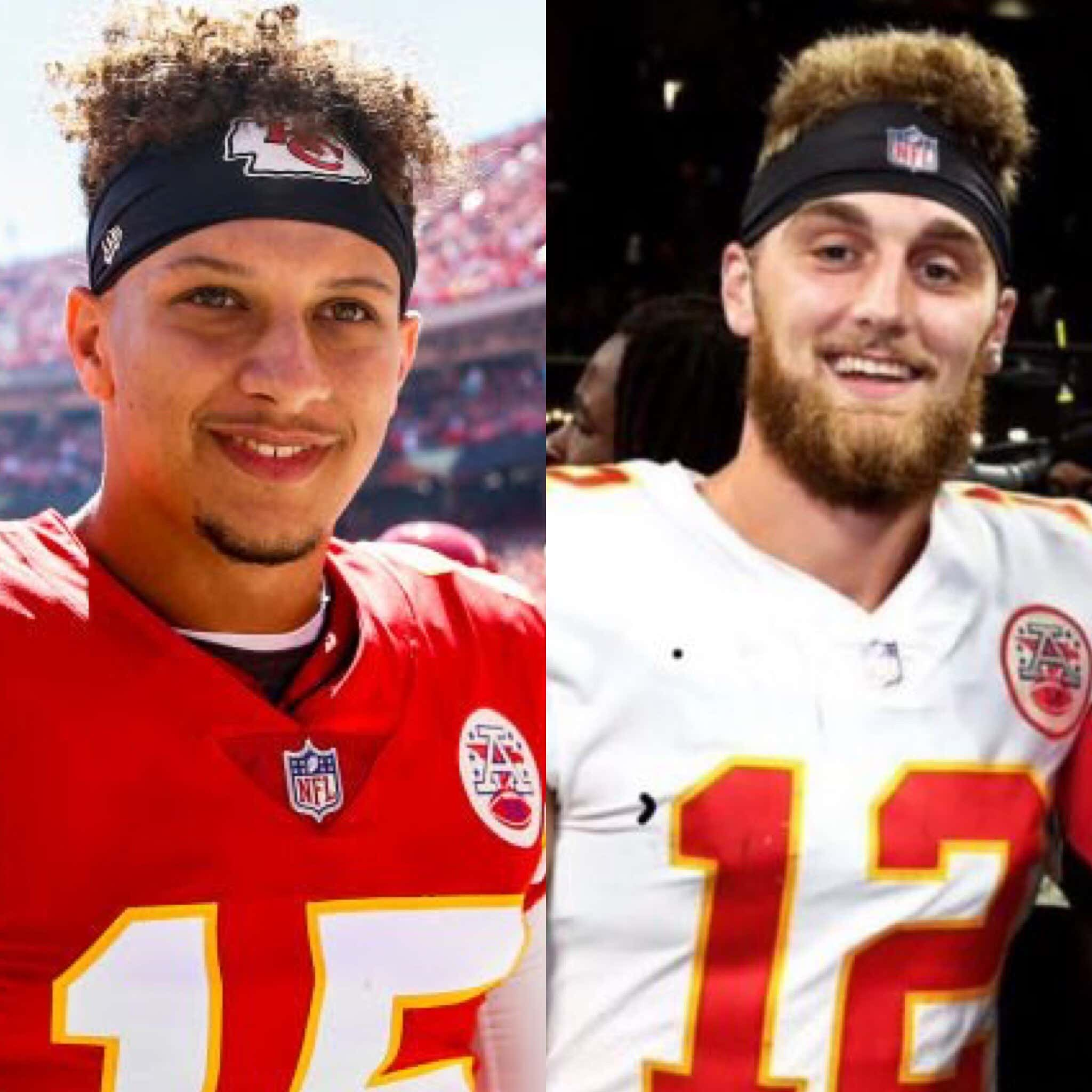 66bcd195dfb Chiefs WR Gehrig Dieter Might As Well Spit In Patrick Mahomes' Face With All  The Shade He's Throwing His Way