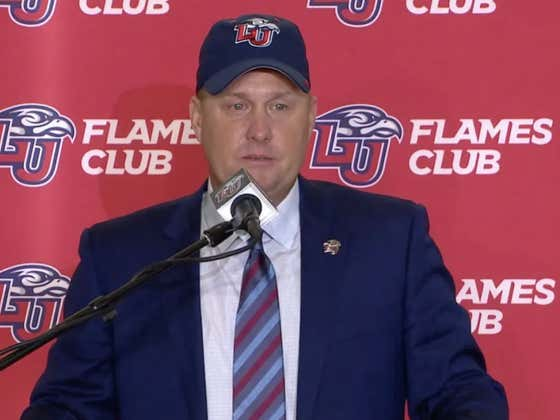 The Hugh Freeze Introductory Press Conference At Liberty Had Tears And Was Very Weird