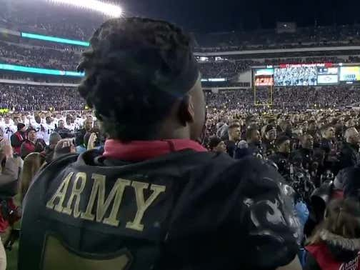 Army Sings Second For Third Straight Year