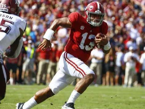 Did Tua Losing The Heisman Benefit Alabama? His Teammates' Twitters Suggest So #Dec29