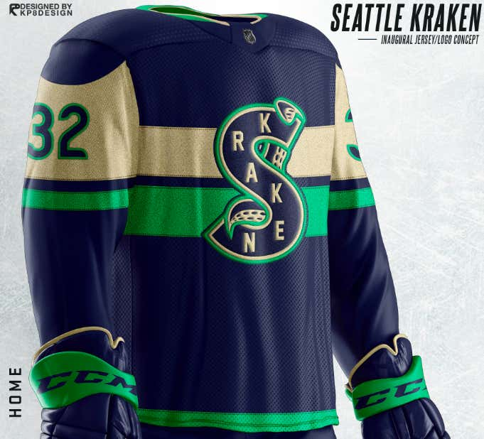 Give Me The Seattle Kraken - Barstool Sports 60923ac61
