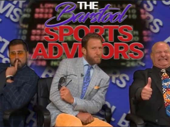 Barstool Sports Advisors Monday Recap