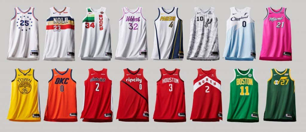 "8fa283368b80 So Nike is coming out and releasing these new ""Earned Edition"" jerseys for  all 16 teams that made the playoffs last year. We already saw Nike s work  with ..."