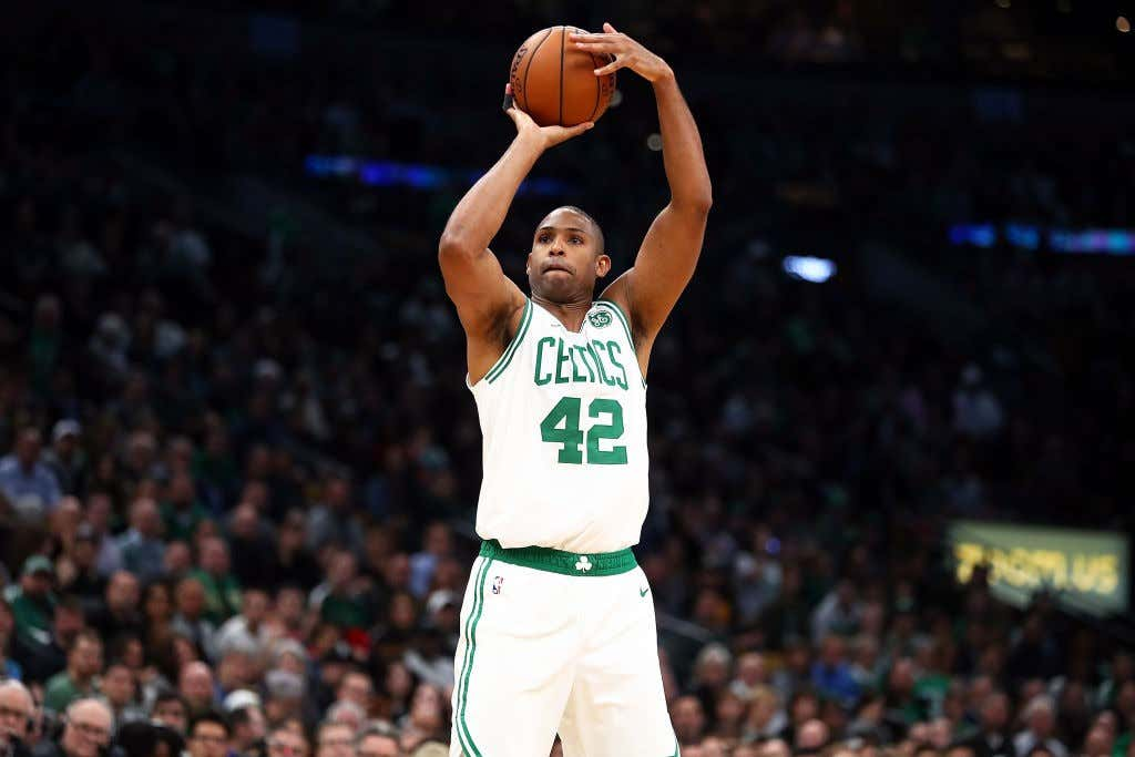 Al Horford Is Going To Miss More Time With Knee Pain - Barstool Sports 488a5d14867a