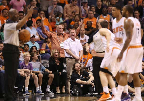The Phoenix Suns Fans Are Planning An Arena Wide Protest