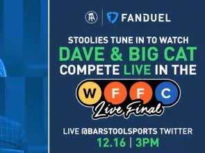 The FanDuel WFFC Is This Sunday - I'm Coming For That $500,000