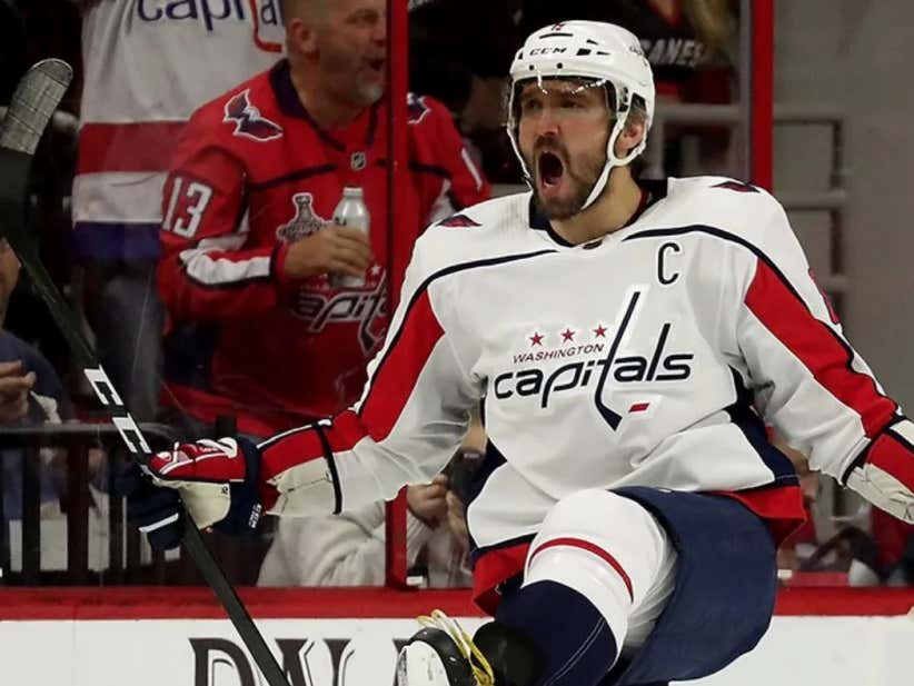 Ovi Is Unstoppable