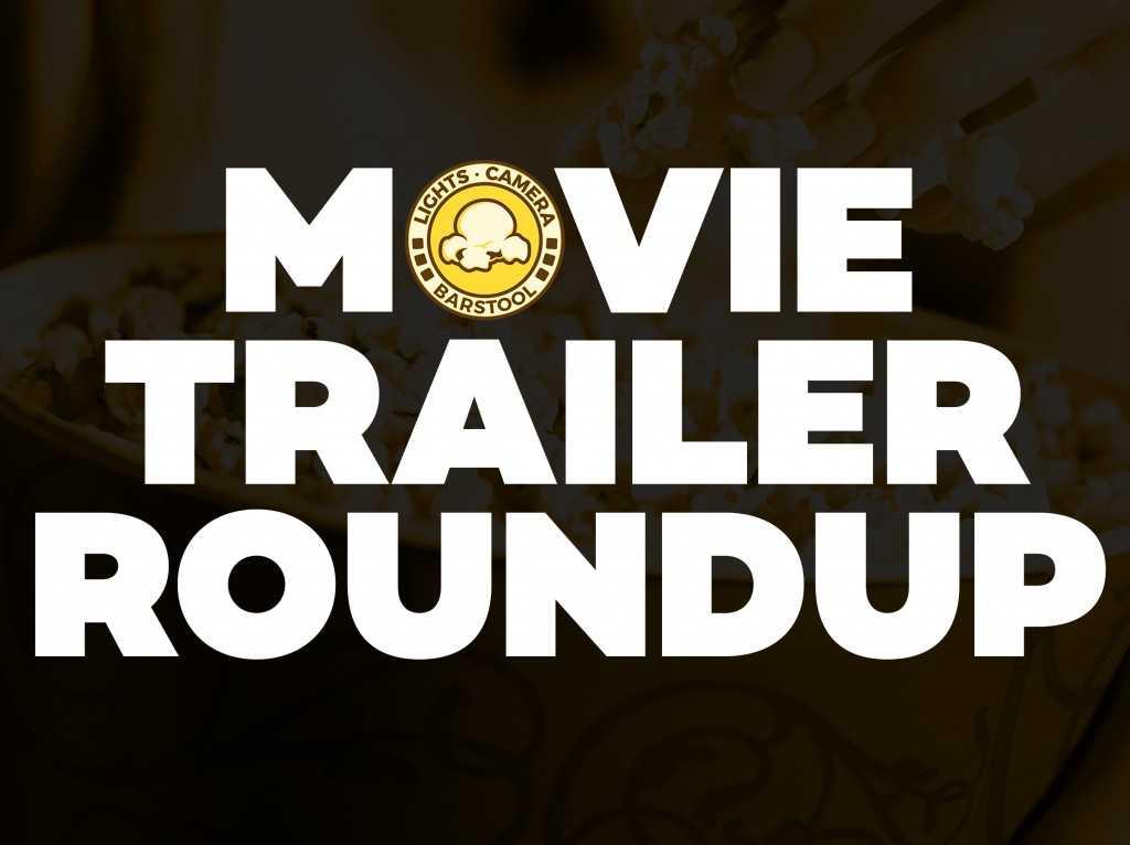 Movie Trailer Roundup - Ben Affleck Is Robbing Drug Lords