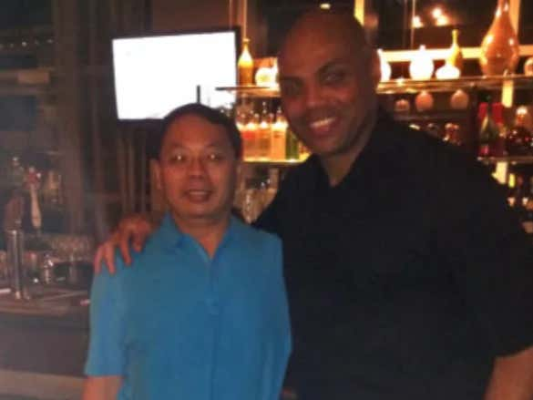 The Story Of Charles Barkley And His Boy Lin's Friendship Is How You Need To Start Your Saturday