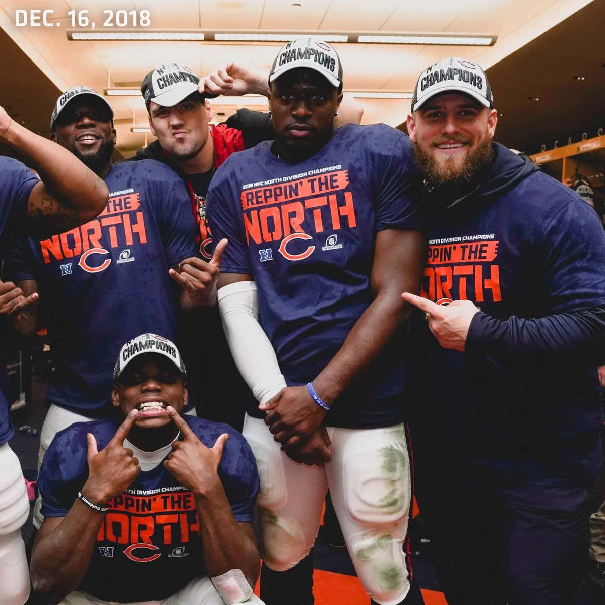 366ec4f3d3d97 ReCapping An All Gas No Brakes Chicago Bears Victory Monday ...