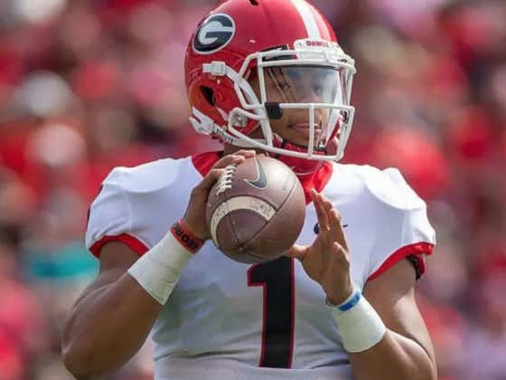 5-Star QB Justin Fields Announces Intent To Transfer From Georgia