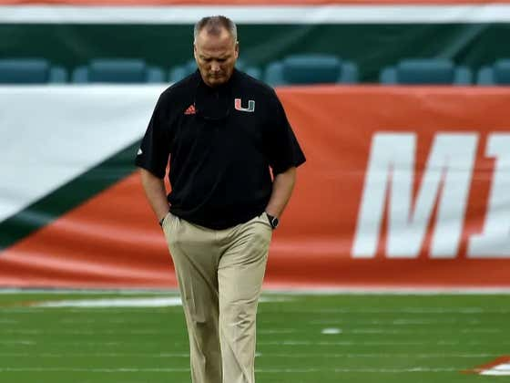 Miami's List Of Decommitted Recruits Is Currently Better Than Those Actually Committed