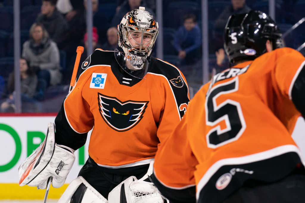 e57578210 The Philadelphia Flyers Have Called Up Carter Hart From The Phantoms ...