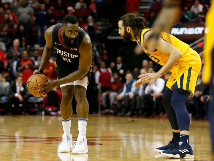 991d7faad93 Last Night In The NBA  Is Anybody Going To Stop James Harden  - Barstool  Sports