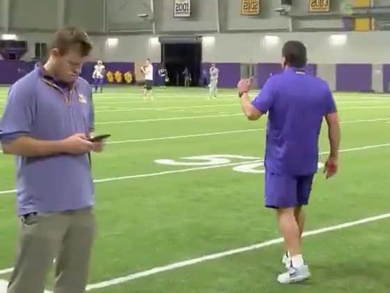 Coach O Stops Press Conference Twice To Yell At His Disrespectful Team