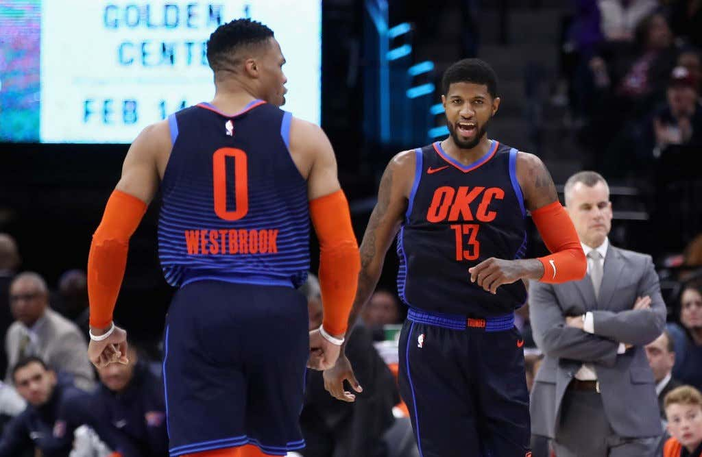 d8d37e1daca8 Last Night In The NBA  Petty Russell Westbrook Is Not Someone You Mess With