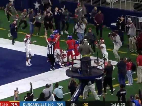 Friday Night Lights: Texas State Championship Ends On Remarkable Hail Mary