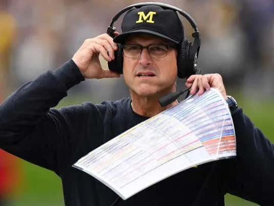 Jets Reportedly Will Make Run At Jim Harbaugh
