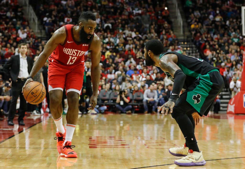 057039ce0ba6 The Celtics Could Not Solve Their James Harden Problem And Paid The ...