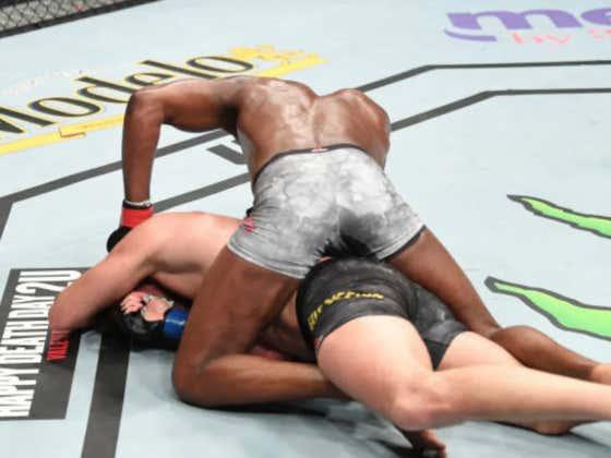 Jon Jones* Regains The UFC Light Heavyweight Championship* With A Third-Round TKO Finish*