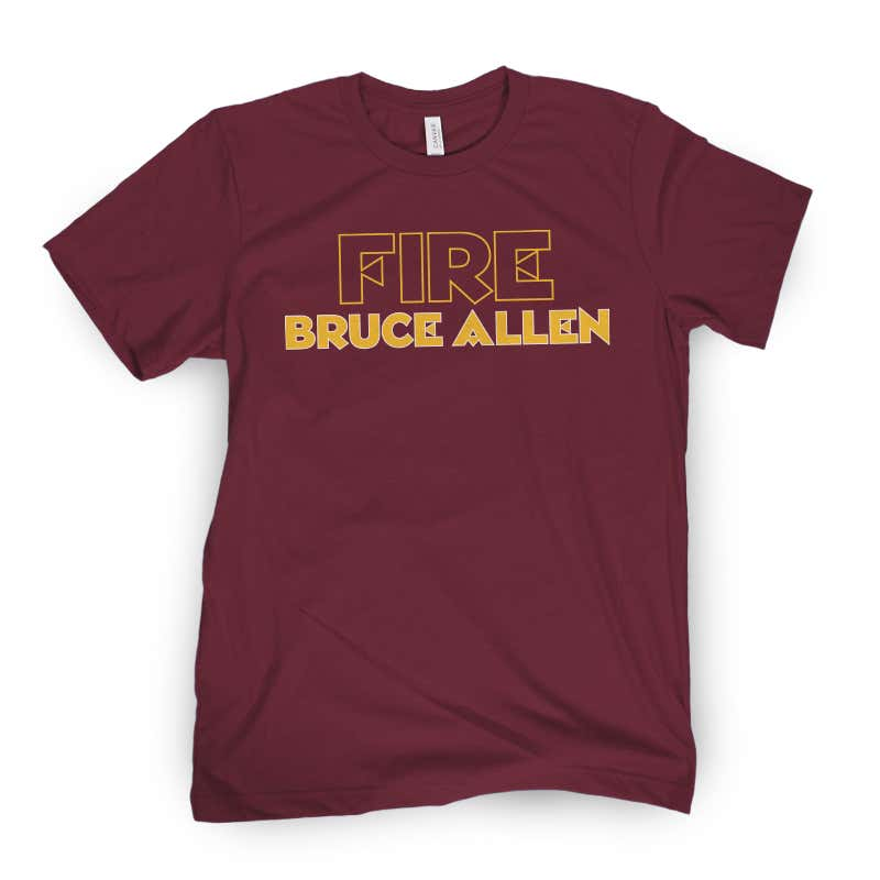 e94c77ad0be Fire Bruce Allen - Barstool Sports