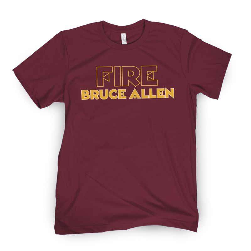 dfd23119dd5b80 Fire Bruce Allen - Barstool Sports
