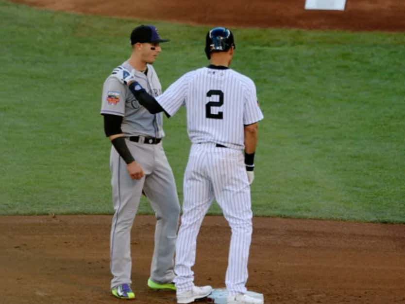 Nine Years Ago Brian Cashman Told Derek Jeter Hed Rather Have Tulo