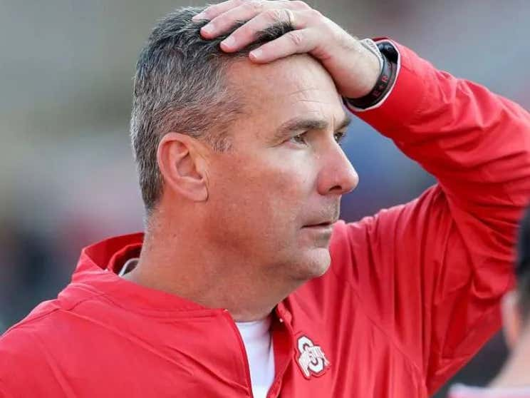 2996f1759282 There Are Whispers That Urban Meyer Was Forced Out of Ohio State Because He  Has A Gambling Problem - Barstool Sports