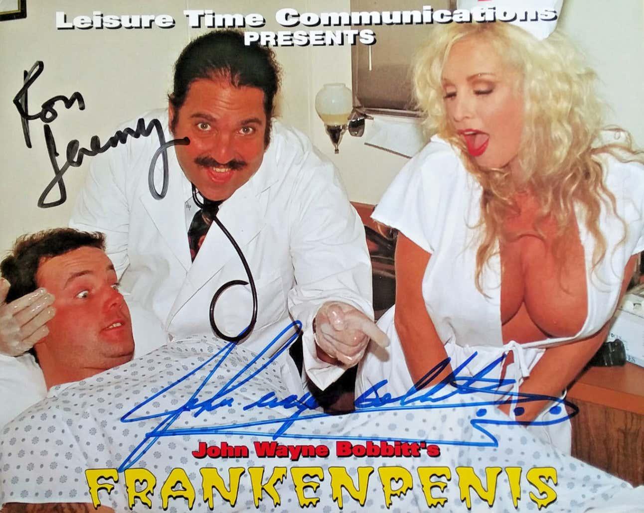 John Wayne Bobbit porno