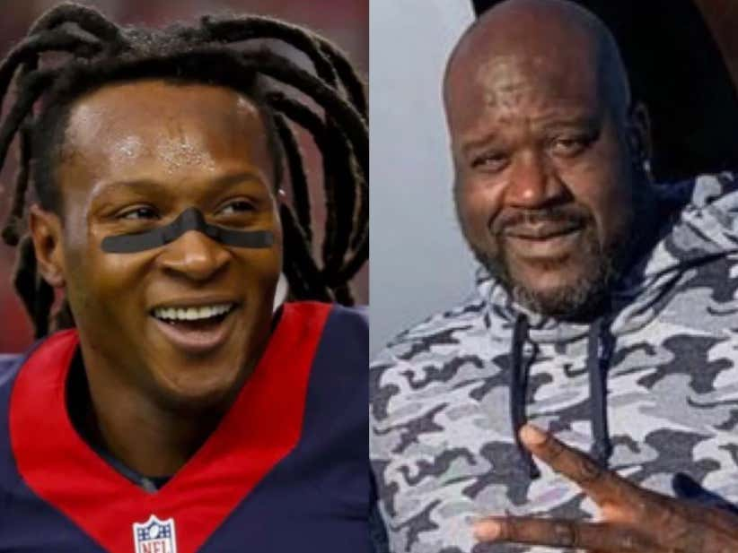 Shaq Pays For The Funeral and DeAndre Hopkins Donates His Playoff Game  Check To The Family Of A Little Girl Who Was Shot And Killed In Houston -  Barstool ...