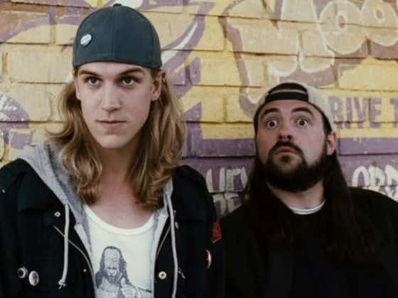 'Jay And Silent Bob Reboot' Is About To Enter Pre-Production!