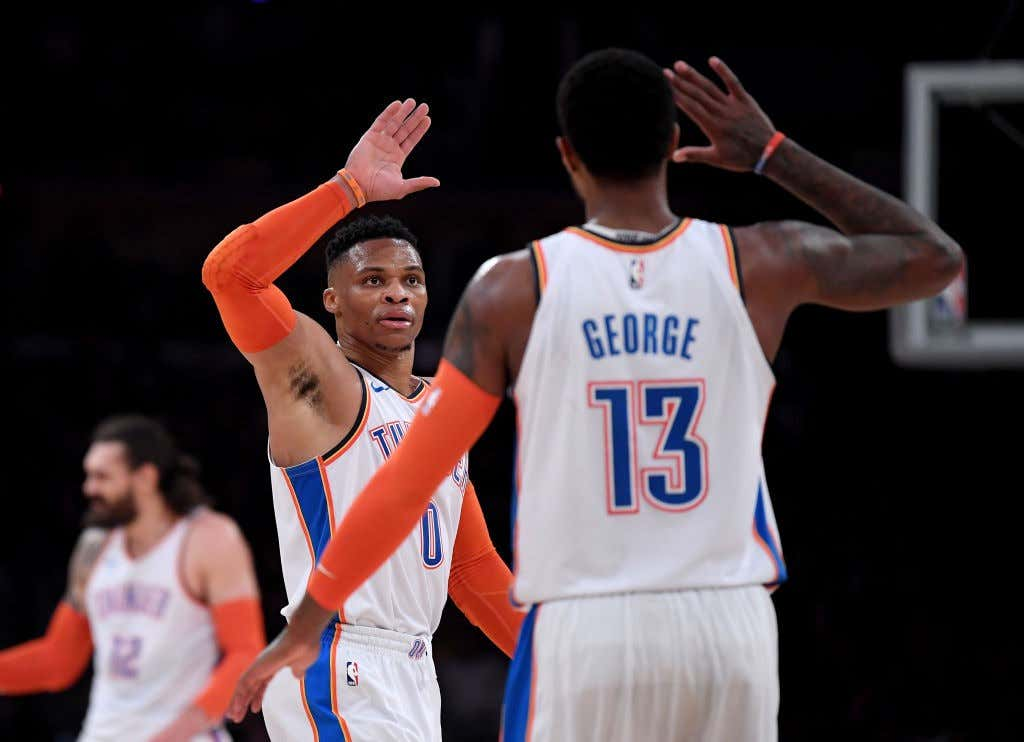 9a5f7ccd702 Last Night In The NBA  Joel Is A Monster