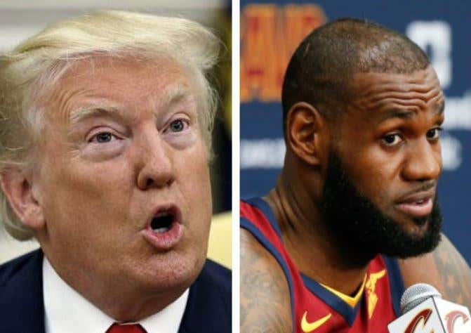 d3463dcf5ff Danny Ainge Correctly Compares Lebron James To Donald Trump After ...