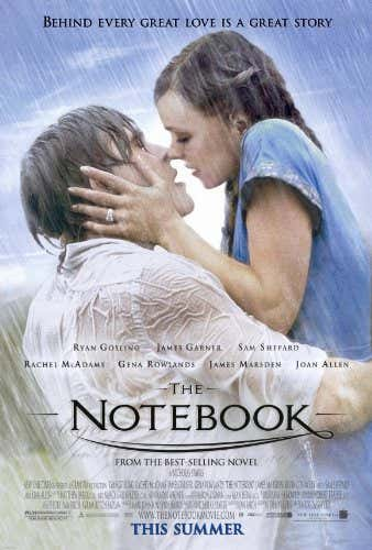 Pack Your Tissues, 'The Notebook' Is Headed To Broadway