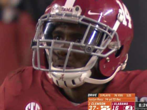Clemson Dances All Over Alabama's Grave, 44-16