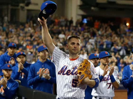 It Sounds Like David Wright Is Going To Get Hired For A Role In The Mets Front Office