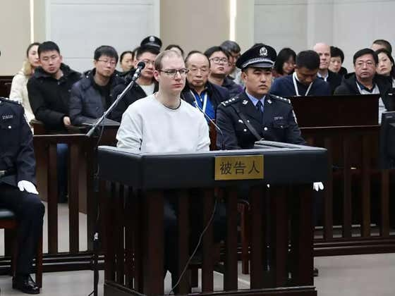 China Dishes Out Death Penalty to Canadian Citizen