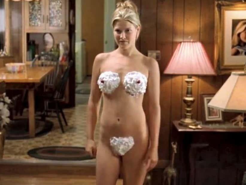 Happy Anniversary To The Whipped Cream Bikini Scene -7233