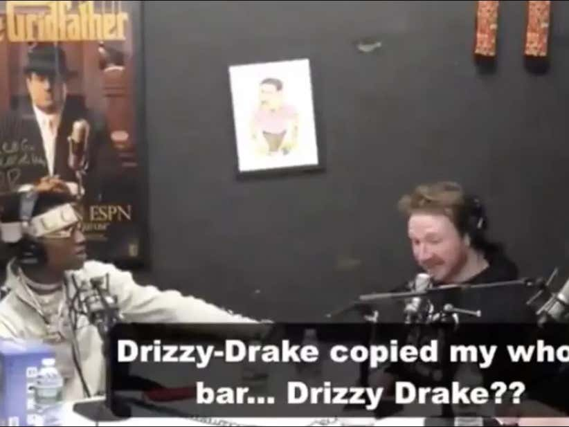 Drake get shis fine ass fucked in the office