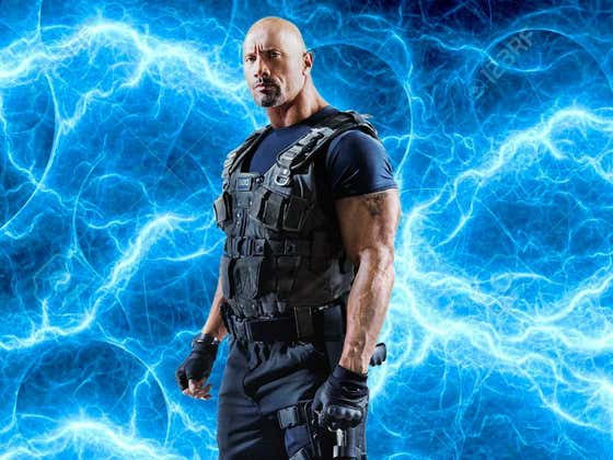 The Rock Wants Hobbs To Face Off Against His Most Electric Opponent Yet