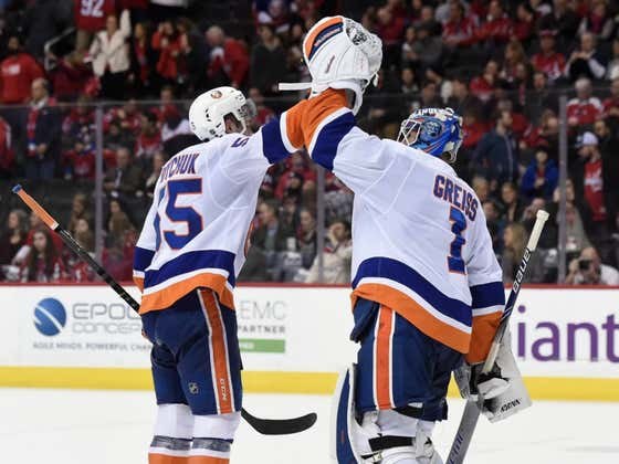 The New York Islanders Are In First Place