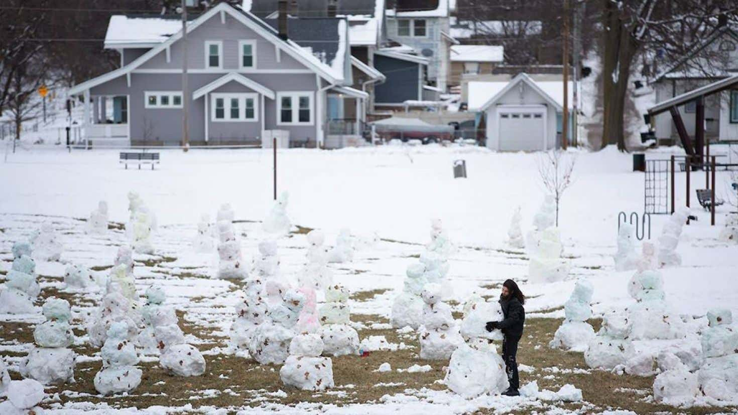 84-snowmen