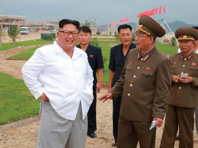Kim Jong-Un Is Going To Be A Total Beach Babe This Summer On His Brand New Beach Resort In North Korea